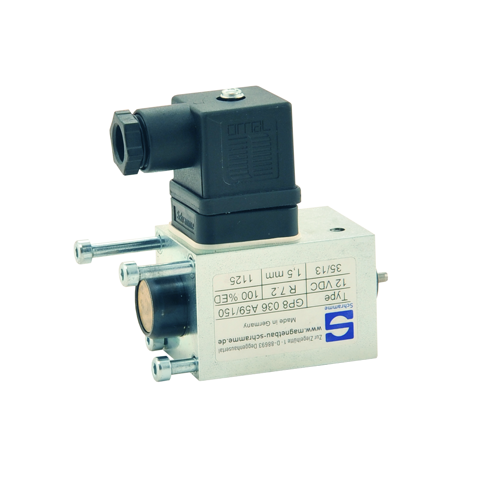 bucher down solenoid